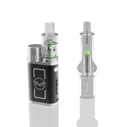 $enCountryForm.capitalKeyWord Australia - Original VapMod Mini Dabber Plus Kit E Cigarette Wax Dabber New Electric Water Pipes Glass Pipe 1-35W Adjustable Wattage Box Mod