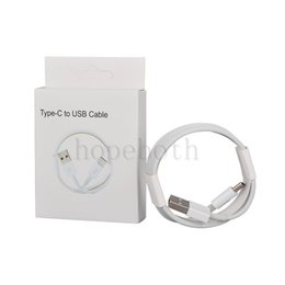 China Best Quality 1M 3FT White Round Data Charging Cord USB Type-C Cable for LG G5 XiaoMi huawei p10 6s 7plus 8 X XR XS XS-MAX With Retail Box suppliers