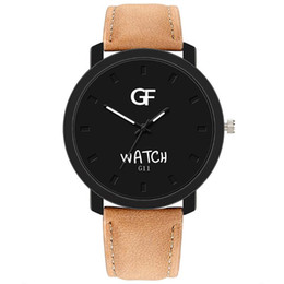 glowing watches 2020 - Women Quartz Watches Gift Hot Man Leather Whatever Late Anyway Letter Watches New Pointer glow Ladies Wristwatch relojio