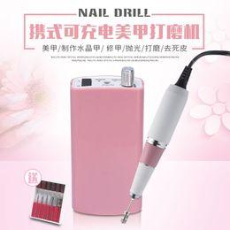 $enCountryForm.capitalKeyWord Australia - 30,000-turn nail polisher charged portable electric armour unloader polishing engraving machine US801