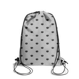 $enCountryForm.capitalKeyWord UK - Sports backpack Penn State Nittany Lions football gray fashion cute Classicpackage durable yoga Bundle pullstring sack pouch Travel Fabric B