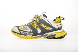 Großhandel Herren Damen TRACK.3 Black Booties Sport Running Training Sneakers Schuhe Speed Knit Socke High-Top Training Sneakers Dropshipping Accep