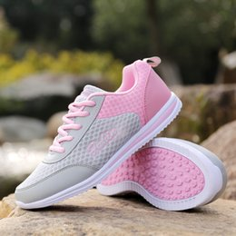 $enCountryForm.capitalKeyWord Australia - 2019 Fashion Breathable Mesh Women Shoes Summer Outdoor Female Flats Women Casual Shoes Plus Size 35-42