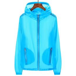 $enCountryForm.capitalKeyWord UK - Unisex UV Sun Protection Jackets Transparent Long Sleeve Coats Summer Ultralight Anti-UV Skin Coat Quick Dry Cycling Jersey 2019