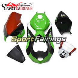 $enCountryForm.capitalKeyWord NZ - Full Fairings For Kawasaki ZX6R 636 2013-2015 13 14 15 Fiberglass Injection Motorcycle Bodywork Cowlings Red Green Black Frames Hulls Covers
