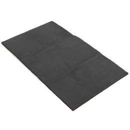 $enCountryForm.capitalKeyWord Australia - Cheap Durable 5mm Thickness Deadening Insulation Rubber Foam Car Soundproof 50x30cm cotton insulation