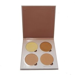 $enCountryForm.capitalKeyWord UK - In stock!High quality! Make up Bronzers & Highlighter makeup 4 colors eyeshadow Face Powder Blusher Palette DHL Free shipping eye shadow