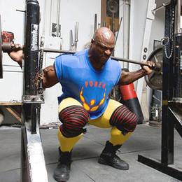 eb310b83d4 2 Pcs lot 180*8 CM Weight Lifting Squat Elastic Knee Bandages Leg  Compression Calf Support Wraps Sport Squats Training Protector #265220