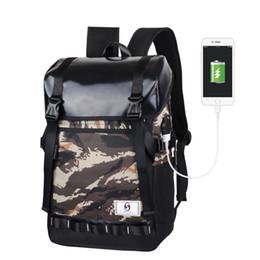 $enCountryForm.capitalKeyWord UK - Sleeper #401 2019 Men's Oxford Luminous High-capacity School Bag Travel Backpack Bag FASHION DESIGN big capacity Free Shipping