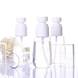$enCountryForm.capitalKeyWord Australia - Fine Mist Moisturizing Skin Care Lotion Spray Sub-bottle Spray Bottle Watering Can Press Small Bottle