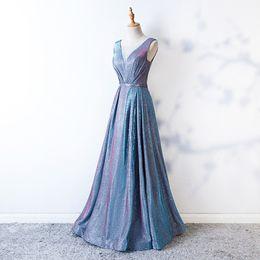 $enCountryForm.capitalKeyWord UK - Slim Sexy V-neck Gradient Sparkly Full Length Dress Chinese Style Evening Dress Improved Qipao Vestidos Size S-XXXL
