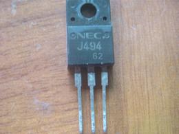 venda por atacado J494 Original J494 J526 J532 J533 J534 J535 J649 TO-220 Campo Efeito Transistor Teste Ok