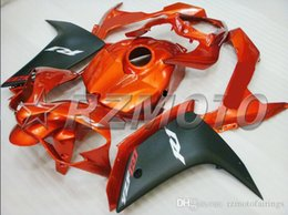 $enCountryForm.capitalKeyWord Australia - New Injection Fairing kit fit for YAMAHA YZFR1 07 08 YZF R1 2007 2008 YZF1000 Motorcycle ABS Fairings +tank cover custom Orange