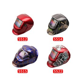 $enCountryForm.capitalKeyWord Australia - Solar Energy Auto Darkening Welding Helmet Mask Welder Cap Automatic Shade Mask Goggles Lens Adjustable Sensitivity