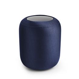 Speaker Covering UK - New Neoprene Bluetooth Speaker Protective Cover Case for Apple Homepod Speaker Dustproof Case Bag for Speakers