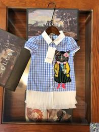 girls princess dress pattern 2019 - Fishtail dress edge pattern design pastoral Girl Princess Western Style Will Gules Children Skirt Children's baby 0