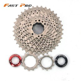 Bike speeds online shopping - 9s Speed Cassette T Freewheel Wide Ratio Sprockets For Mountain Road Bike Bicycle Flywheel System Cycling Accessories
