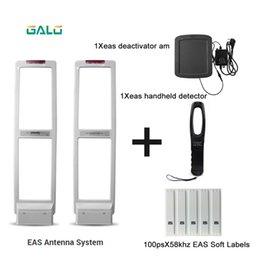 $enCountryForm.capitalKeyWord Australia - Shop security alarm Antenna AM EAS Anti-theft system with Soft Labels tags & Deactivator & Handheld Frequency Tester