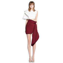 1aa8469655 Women Short Ruffle Mini Skirt UK - 2 Piece Set Women Ruffle Short Sleeve  White Chiffon