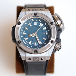 $enCountryForm.capitalKeyWord Australia - Luxury watch 1400 fully automatic mechanical movement 731.NX.1190.RX Waterproof depth 4000 m Luminous hands Casual rubber strap mens watches