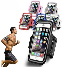 $enCountryForm.capitalKeyWord NZ - Sport Armband for Samsung S3 S4 S5 S6 Case Soft Belt Travel Gym Waterproof Sports Running Armband Phone Case for Oneplus Bag