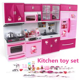 Cooking Playing Set Online Shopping Children Cooking Kitchen