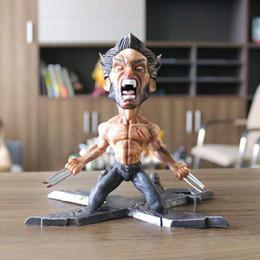 $enCountryForm.capitalKeyWord Australia - No Box Marvel X-Men Wolverine LBS Figurine Action Figure Toy Doll Brinquedos Figurals Collection Model Gift