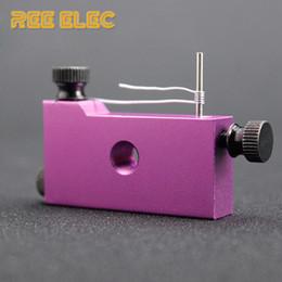 $enCountryForm.capitalKeyWord Australia - REE ELEC Mini Coil Jig 5 In 1 Atomizer Prebuilt Coil Tool Vape Pen RDA RDTA Atomizer Accessories DIY Heating Wire