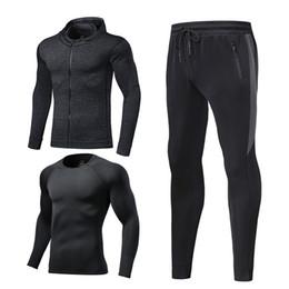 $enCountryForm.capitalKeyWord Australia - Men Sport Kit Running Sets Shirts Leggings Jackets Basketball Soccer Football Training Pants Fitness GYM Tights Suits Arm Pocket