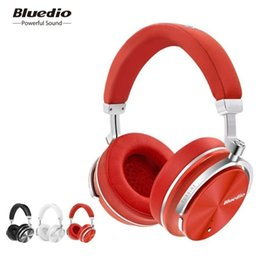 $enCountryForm.capitalKeyWord Canada - New Bluedio T4S Active Noise Cancelling Wireless Bluetooth Headphones wireless Headset with microphone for iphone samsung huawei
