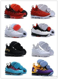 competitive price 242af 230ac 2018 hohe qualität neueste ashes ghost lebron 15 basketball schuhe schuhe  ankunft turnschuhe 15 s mens casual shoes 15 40-46