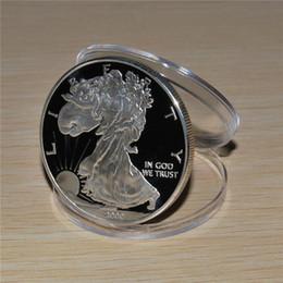 2000 American Silver Eagle * NEU * 1troy oz 0,999 Barren Silber Runde Münze American Silver Eagle 1OZ im Angebot