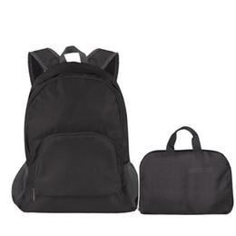 $enCountryForm.capitalKeyWord UK - New Hot Sale Casual Nylon Folding Women Bag Fashion Style Teenagers Hand School Bags Girls Laptop Large Capacity Backpack