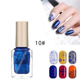 $enCountryForm.capitalKeyWord Australia - Hot Product 12 Color Optional Stamping Nail Lacquer Spray Varnish Stamp Polish Nail Polish & Stamp Art TSLM1