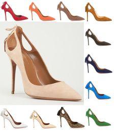 $enCountryForm.capitalKeyWord UK - 2019 New Fashion American Pointed toe Tassel Stiletto Heeled Fringe Party Pumps Women Customized Office Lady Shoes Big Size Free Shipping