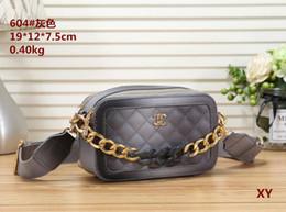 $enCountryForm.capitalKeyWord Australia - Top Quality Famous brand women designer Shoulder bag leather chain bag Cross body Pure color womens handbag crossbody bag purse