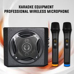 $enCountryForm.capitalKeyWord Australia - Multimedia Wooden Bluetooth hands-free Passive Speaker Portable for Projector DVD Player Airpods Smart Watch Mikrofon PA Speaker Headphones