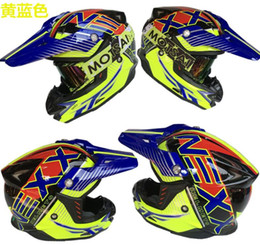 ktm off road helmet NZ - KTM motorcycle riding off-road helmet forest road racing DH downhill mountain bike full season locomotive full helmet