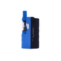 multi starter UK - Original imini V2 Starter Kit with 650mAh Battery Box Mod 510 Thread 0.5ml 1.0ml Imini I1 Tank Thick Oil Cartridge Vape Vaporizer