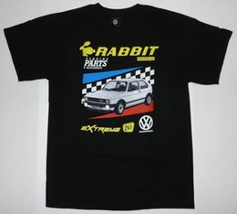 $enCountryForm.capitalKeyWord NZ - Official Licensed VW rabbit equipment Golf GTI Rabbit Extreme Motor OIL T ShirtFunny free shipping Unisex Casual