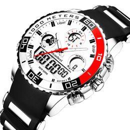 $enCountryForm.capitalKeyWord Australia - Top Brand Luxury Watches Men Rubber Led Digital Men's Quartz Watch Man Sports Army Military Wrist Watch Erkek Kol Saati Y19070603