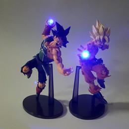 $enCountryForm.capitalKeyWord Australia - Toys Hobbies Action Toy Figures Dragon Ball Z Action Figures Son Goku Burdock Kamehameha Led Light 150mm Anime Dragon Ball Super Saiyan DBZ