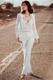 $enCountryForm.capitalKeyWord Australia - New Professional Women Business Suits Spring Summer Blazers 2 Piece Set Female Office Uniform Formal Laides Trouser Suit
