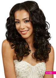 $enCountryForm.capitalKeyWord Australia - Lucky Queen Loose Wave Bundles Brazilian Hair Weave Bundles 10-28 Inch Human Hair Bundles Non Remy Hair Extensions Natural Color