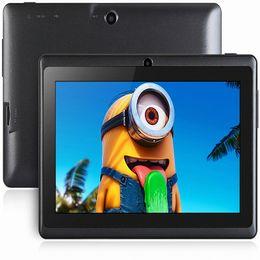 $enCountryForm.capitalKeyWord Australia - 7 Inch Android Tablets PC WIFI Bluetooth Quad Core 512+8GB Dual Camera 1024*600 lcd 7 Tab Pc 8 9 10 inch tablet