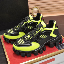$enCountryForm.capitalKeyWord Australia - Men Shoes Casual Luxury Fashion Footwears Lace-Up Rubber Sole Cloudbust Thunder Knit Sneakers Scarpe da uomo Mens Shoes Leather Big Size