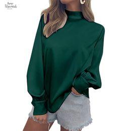 Women green lantern shirt online shopping - Long Autumn Sleeve Chiffon Blouse Womens Tops And Tops Ladies Women Silk Shirts Office White Blusa Feminina