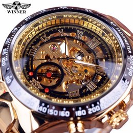 $enCountryForm.capitalKeyWord Australia - Winner New Number Sport Design Bezel Golden Watch Mens Watches Top Brand Luxury Montre Homme Clock Men Automatic Skeleton Watch Y19061905