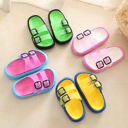 $enCountryForm.capitalKeyWord NZ - Slippers Kids for Girls Beach Sandals Summer Baby Slippers Boys Flat House Flip Flop Children Non-slip Korea Home Casual Shoes