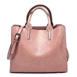 edb1a5995d SpaniSh brand bag online shopping - Leather Handbags Big Women Bag High  Quality Casual Female Bags